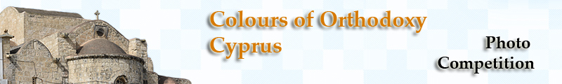 Colours of orthodoxy.Cyprus